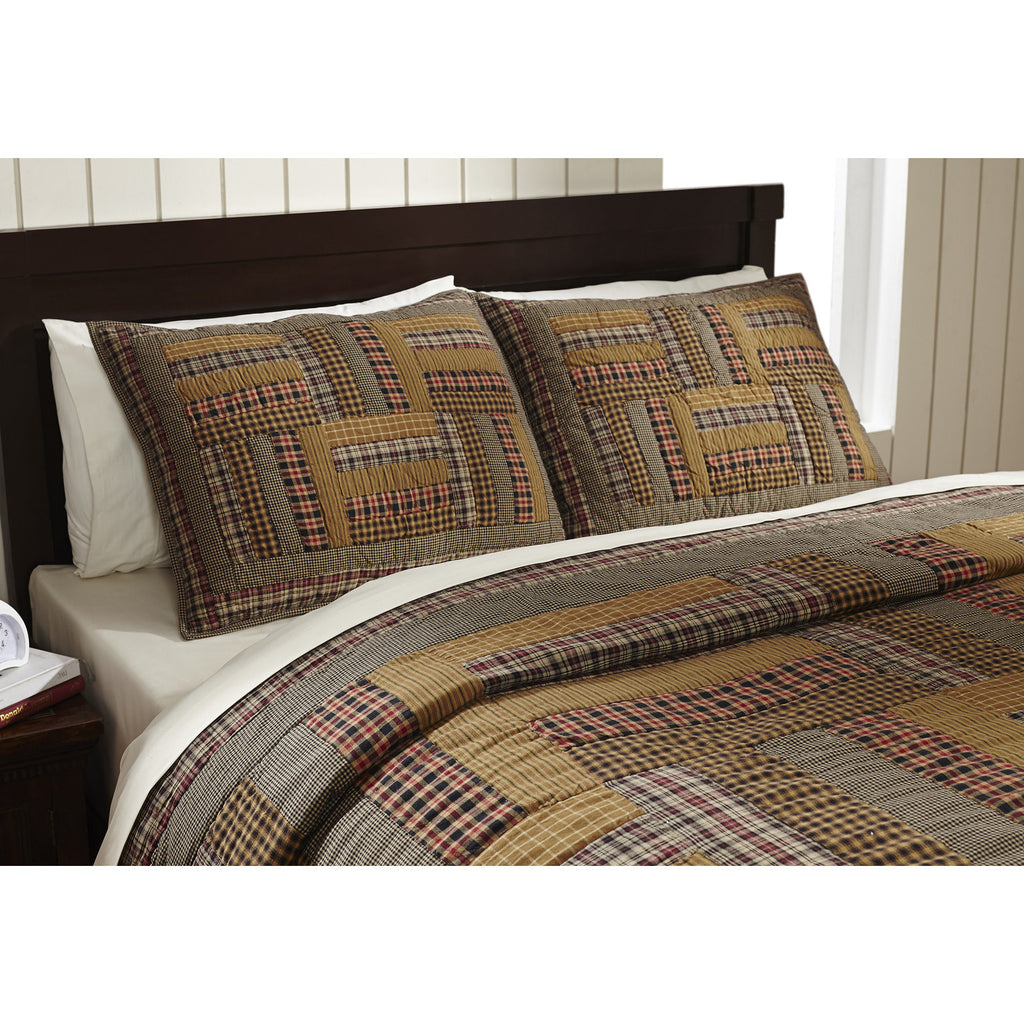 Karston Quilt Set with 2 Quilted Shams
