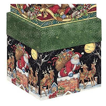 Lang Bob's Boxes Set of 7 Santa Believe