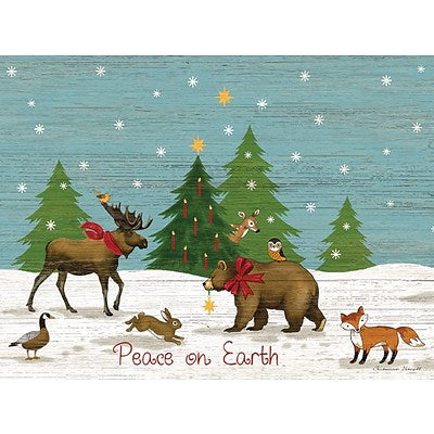 Lang Peace on Earth Classic Christmas Cards UK