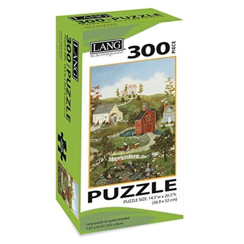 Lang Village on the Bay Jigsaw UK