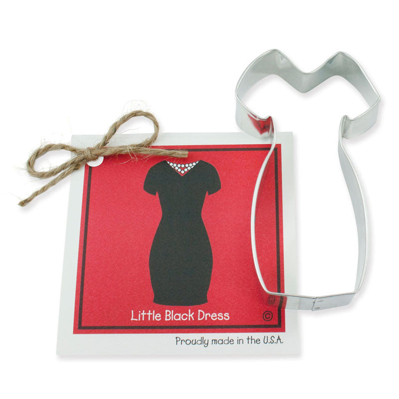 Little Black Dress Cookie Cutter