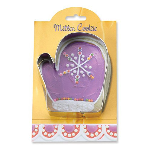 Large Mitten Cookie Cutter