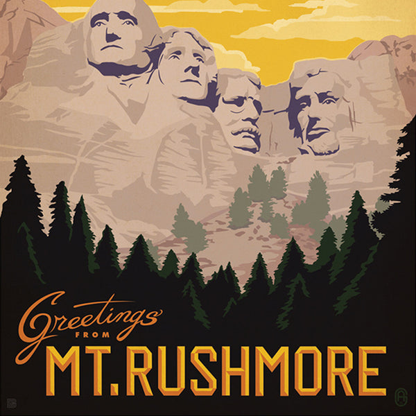 Mt Rushmore Jigsaw Puzzle in the UK