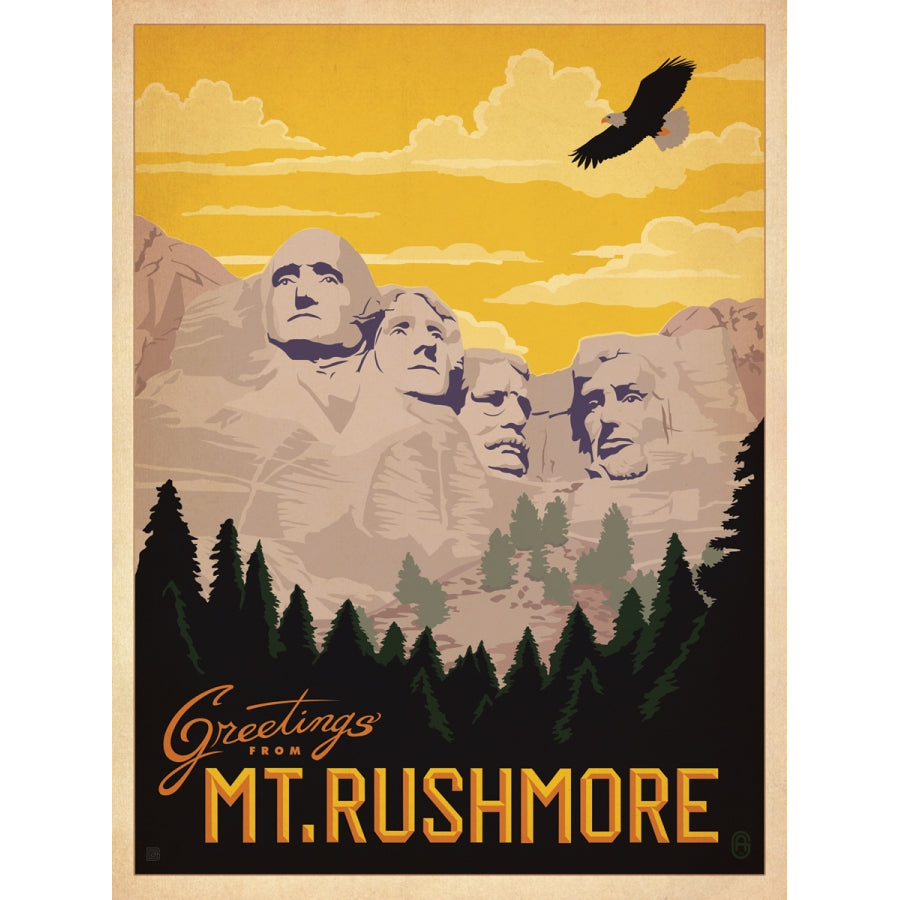Mt Rushmore Jigsaws UK