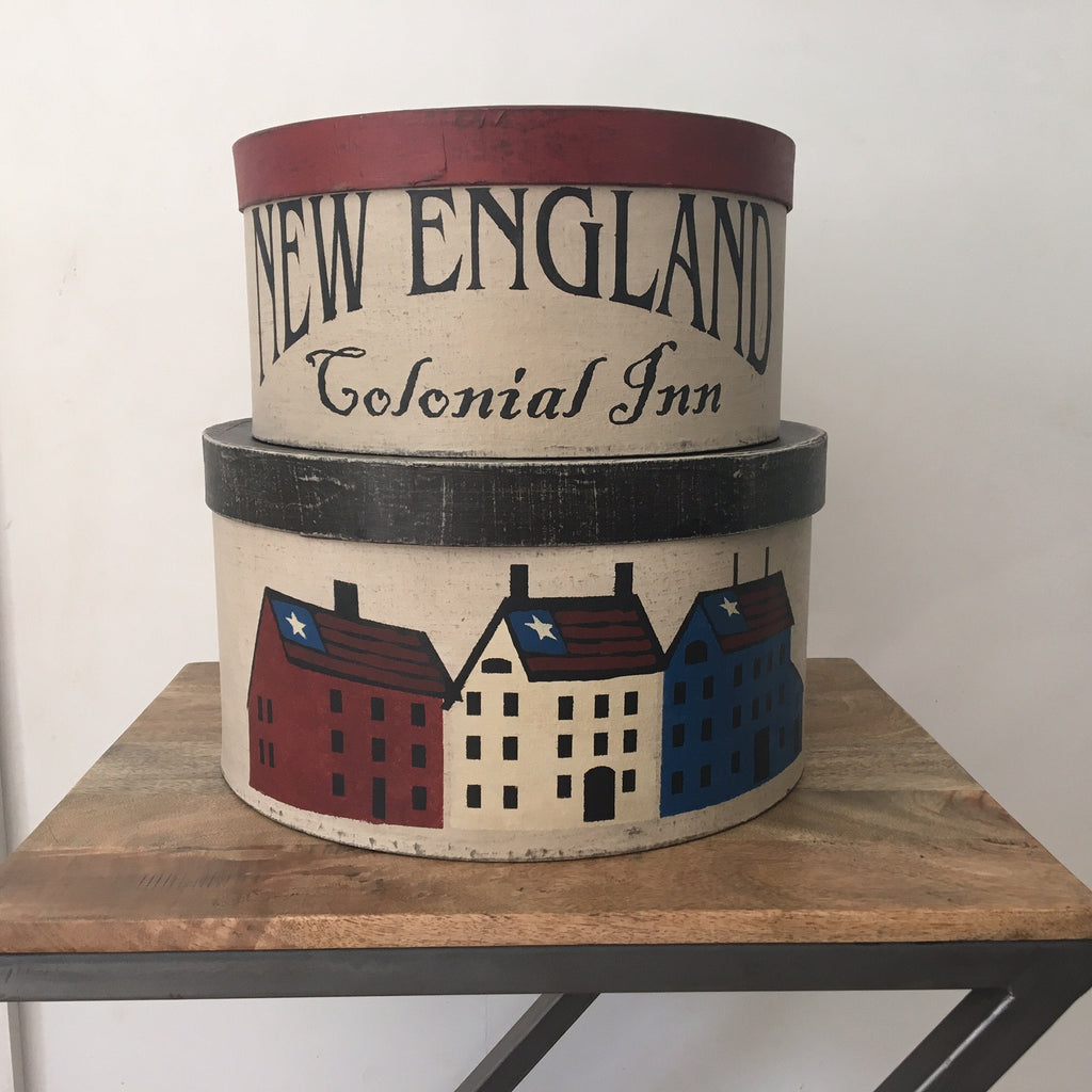 New England Colonial Inn Boxes