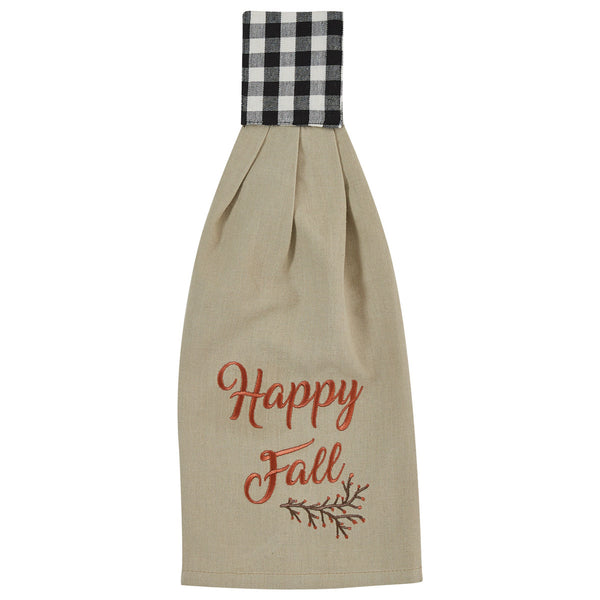 Happy Fall Hand Towel
