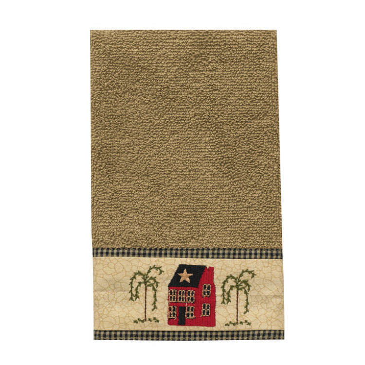 Home Place Saltbox House Towel