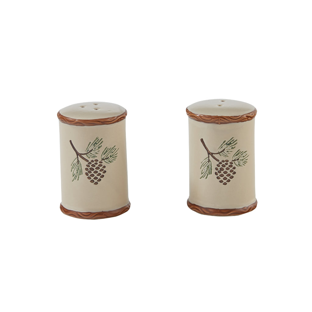 Pinecroft Salt and Pepper Set
