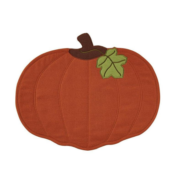 Pumpkin Shaped Tablemat
