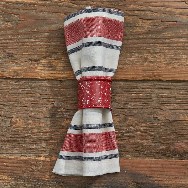 Americana Stripes Napkin