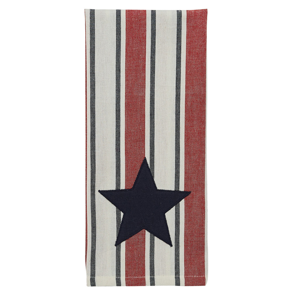 Stars and Stripes Tea Towels UK