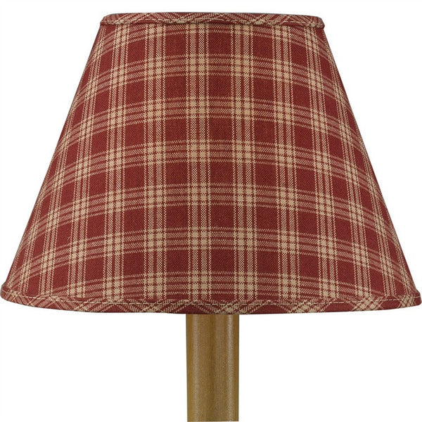 Sturbridge Check Lampshade