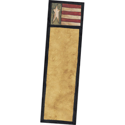 American Flag List Pad