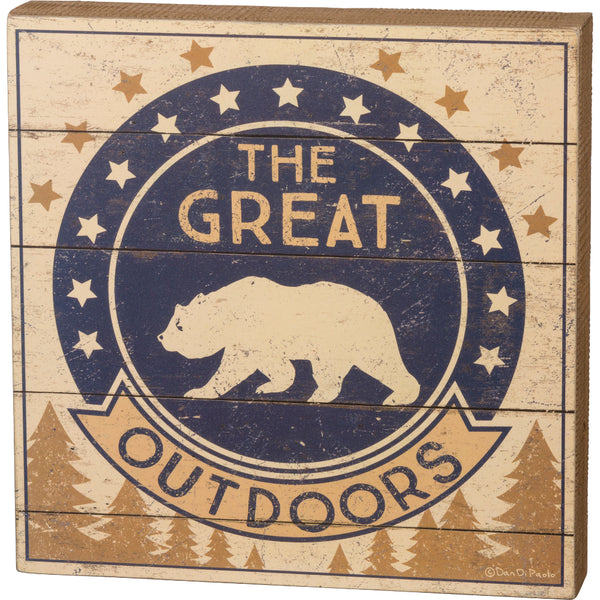 The Great Outdoors Box Art