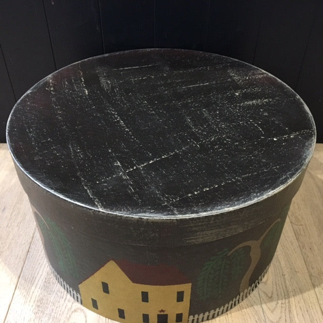 Distressed Shaker Box