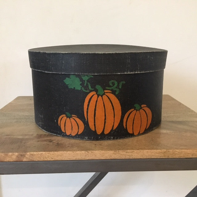 Shaker Style Box in the UK with Pumpkins