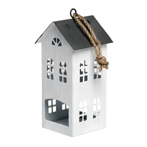 Tall House Tealight Holder