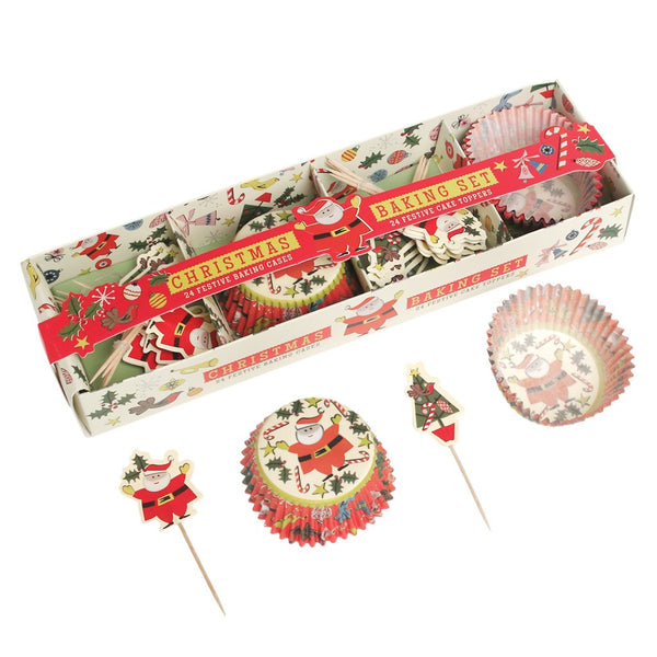 Christmas Carnival Baking Set