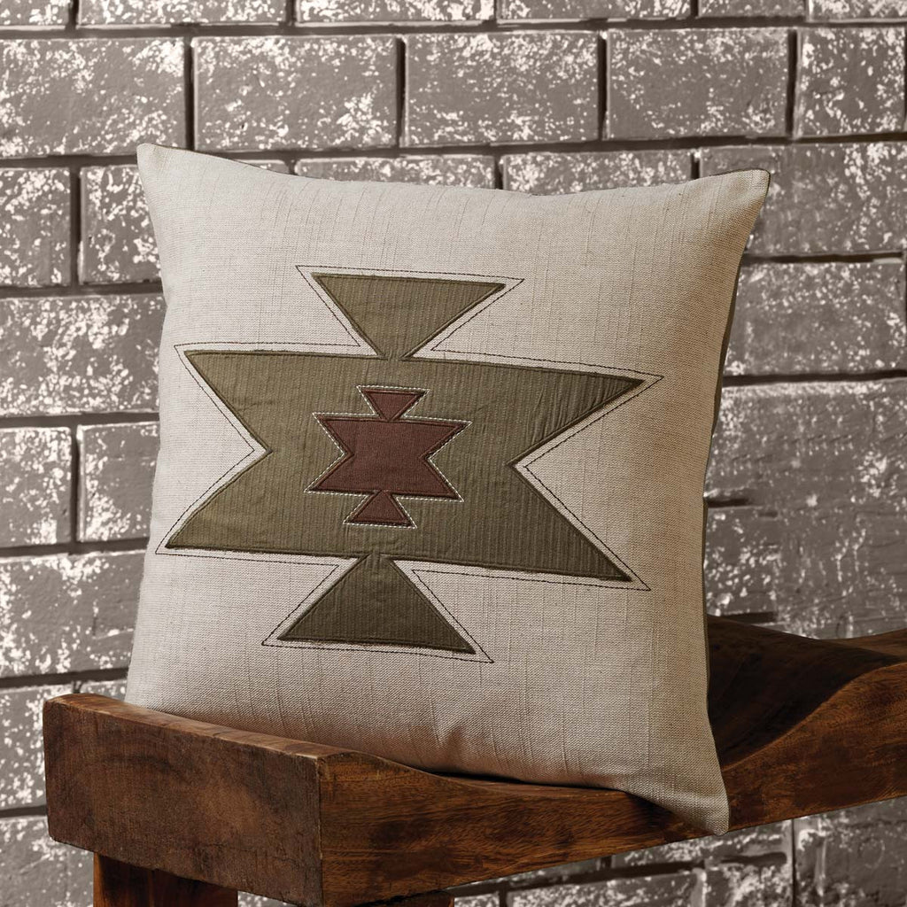 Earthy Navajo Style Cushion in the UK