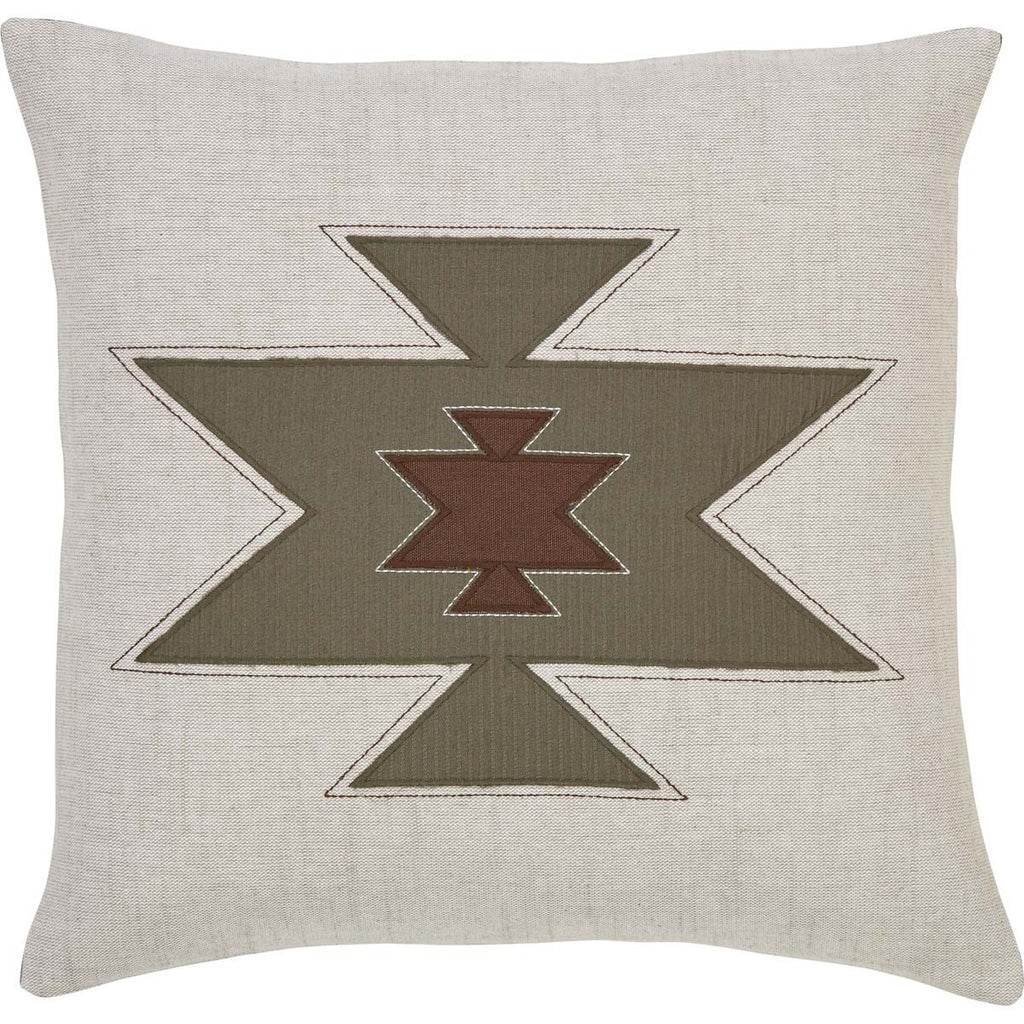 Earthy Navajo Native American Style Cushion