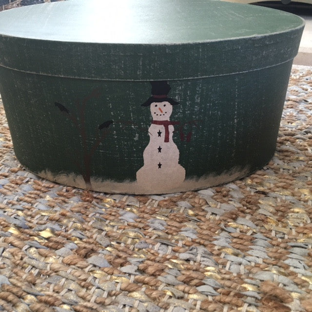 Saltbox Christmas Box No. 4