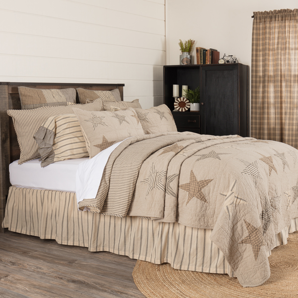 Sawyer Mill Star Bedding