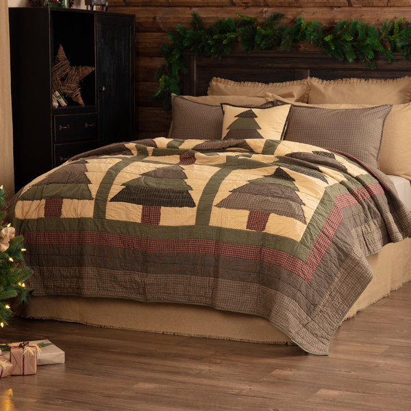 Sequoia Quilted Bedspread UK