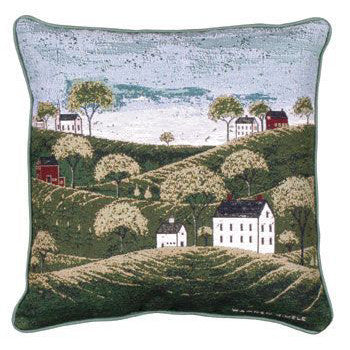Warren Kimble Rolling Hills Cushion