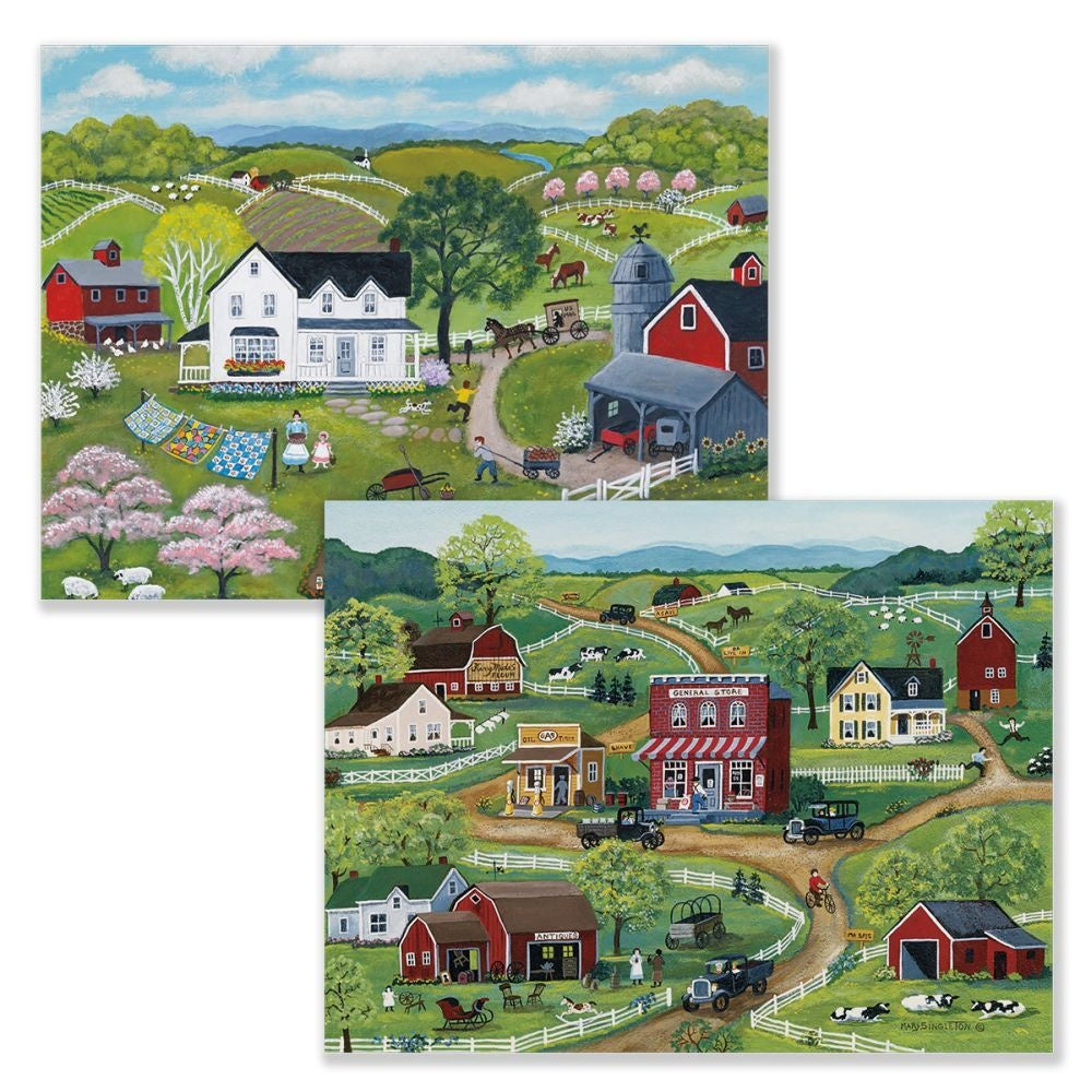 LANG Spring Days Assorted Note Cards