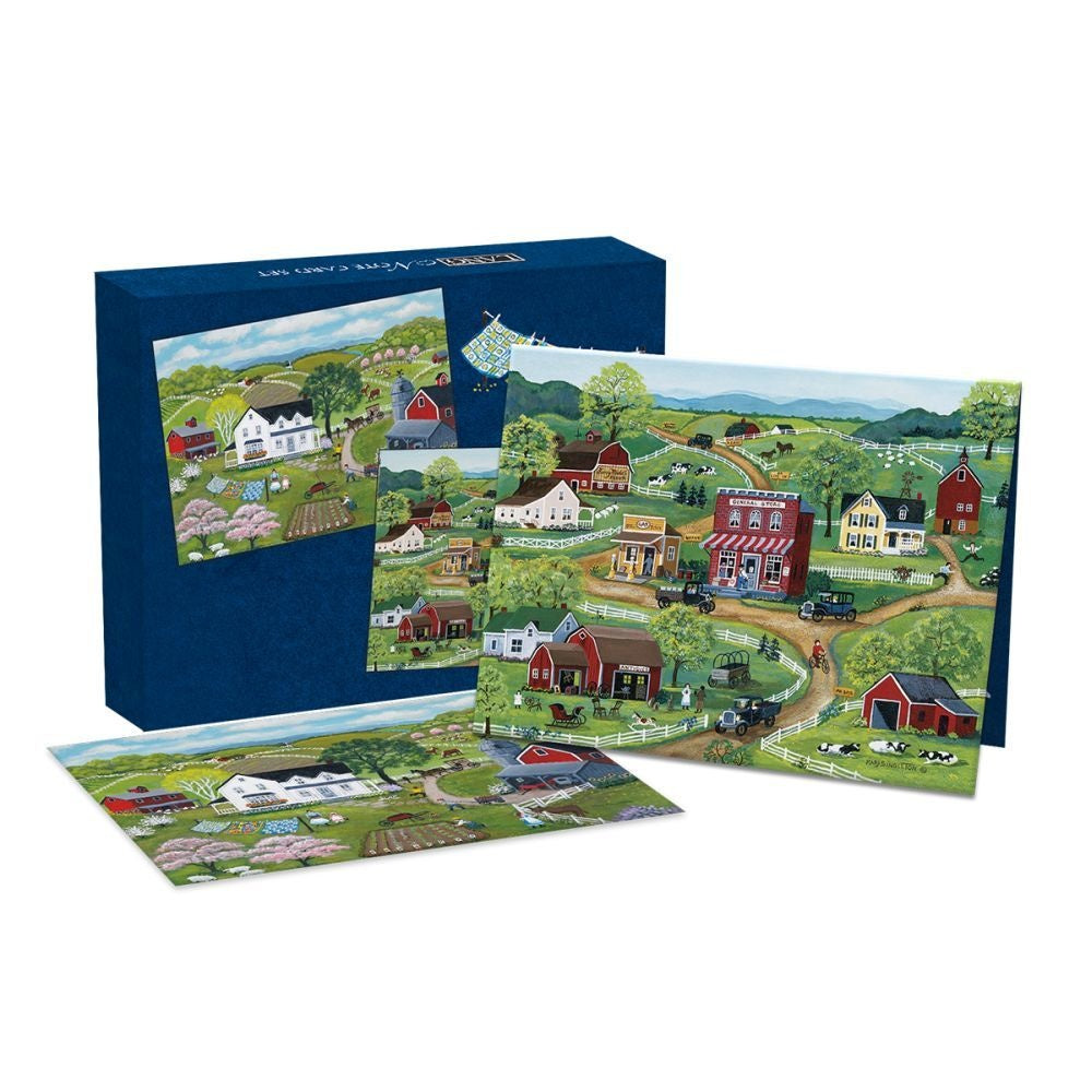 LANG Spring Days Assorted Note Cards UK