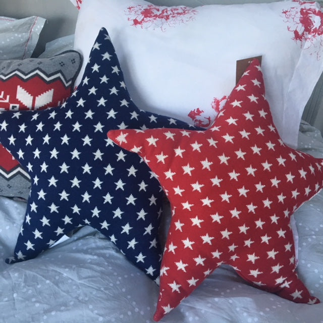 Starry Cushions