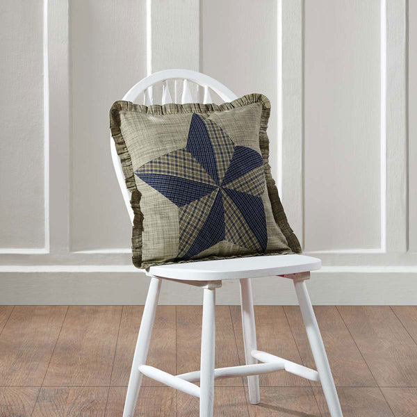 Vincent 5 Point Star Cushion