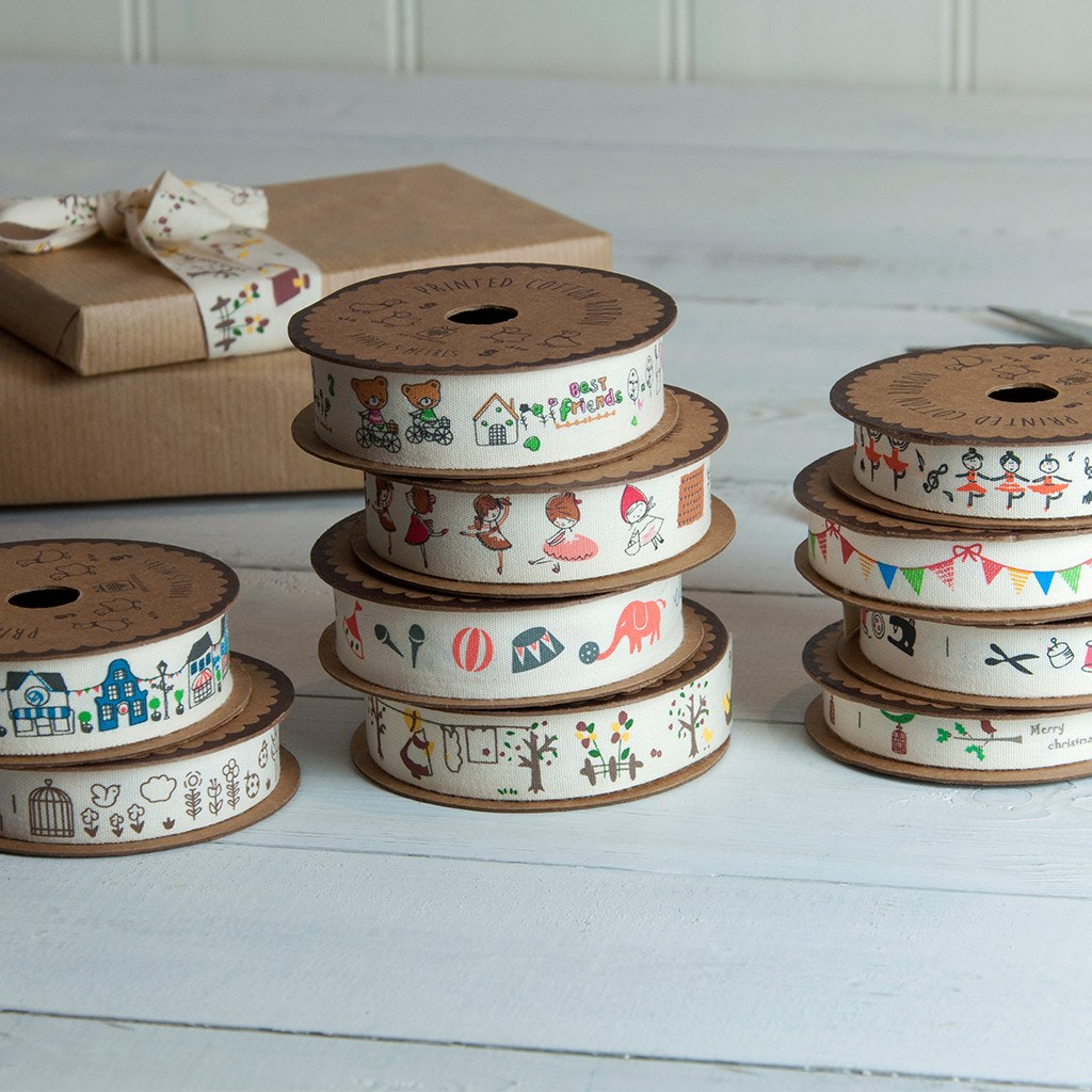 Vintage Style Ribbon Collection