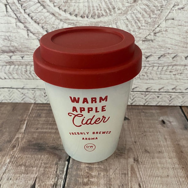American Warm Apple Cider Candle