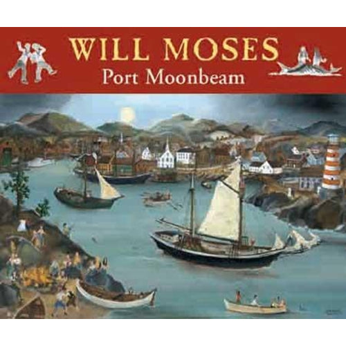 Will Moses Port Moonbeam Jigsaw Puzzles UK