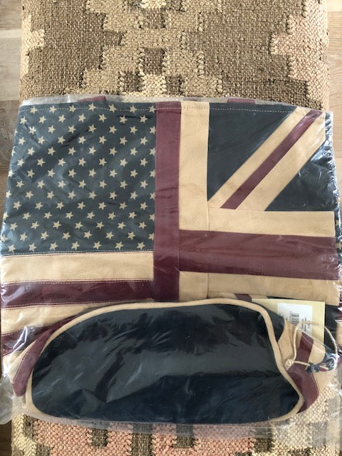 Harry and Meghan Bucket Tote Bag
