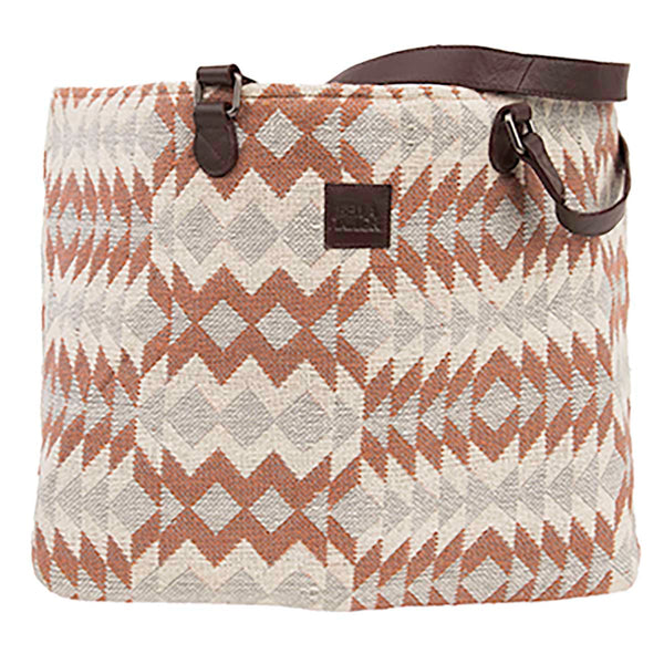 Romy American Southwestern Style Wide Tote Bag