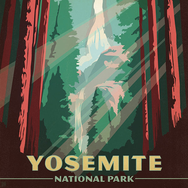 Yosemite National Park Jigsaw Puzzle in the UK