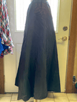 Full-Length Skirt