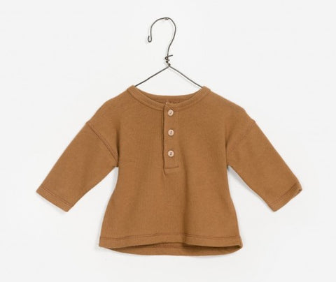 Caramel Jersey Sweater