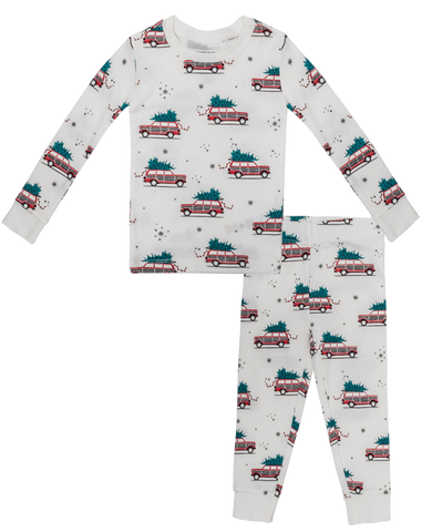 Vintage Cars PJ Set