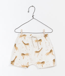 Safari Nubby Shorts
