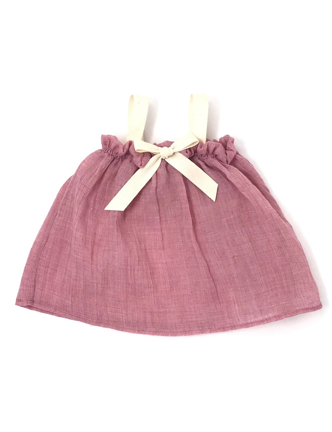 Pink Swing Top with Bow
