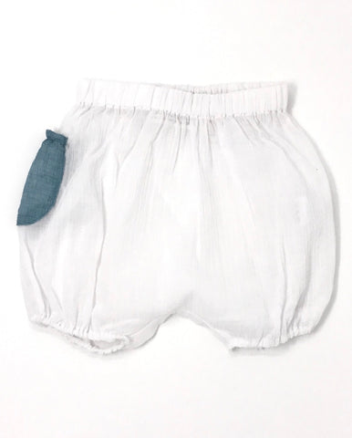 Peacock Pocket Shorts