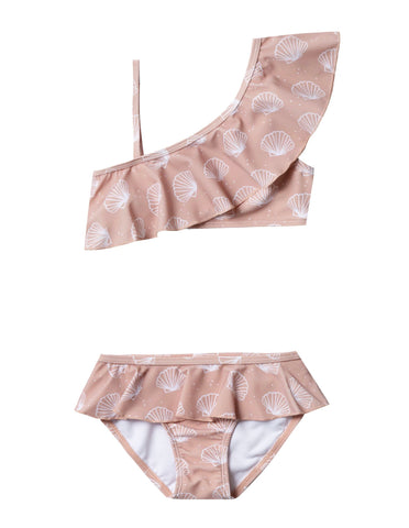 Seashell Skirted Bikini