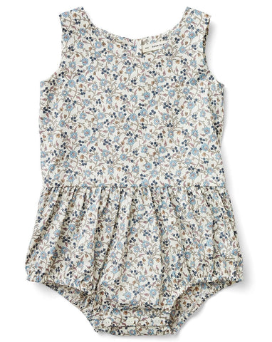 Lois Playsuit - Floral Liberty