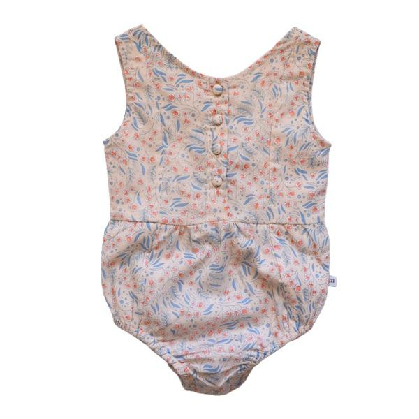 Evie Bluebell Playsuit