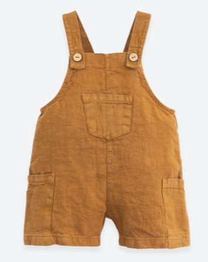 Caramel Pocket Jumpsuit