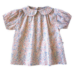 Magnolia Blouse- Bluebell