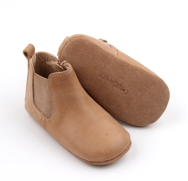 Baby Chelsea Boot - Sedona Brown